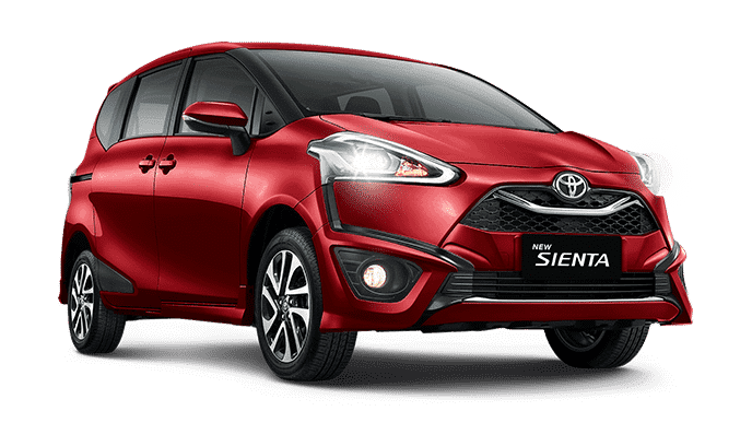 All New Toyota Sienta