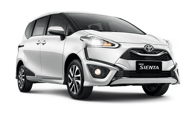 All New Toyota Sienta