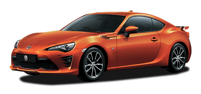 New Toyota FT 86