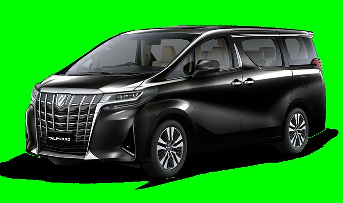 All New Toyota Alphard