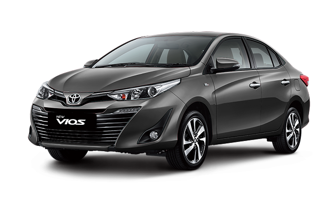 All New Toyota Vios