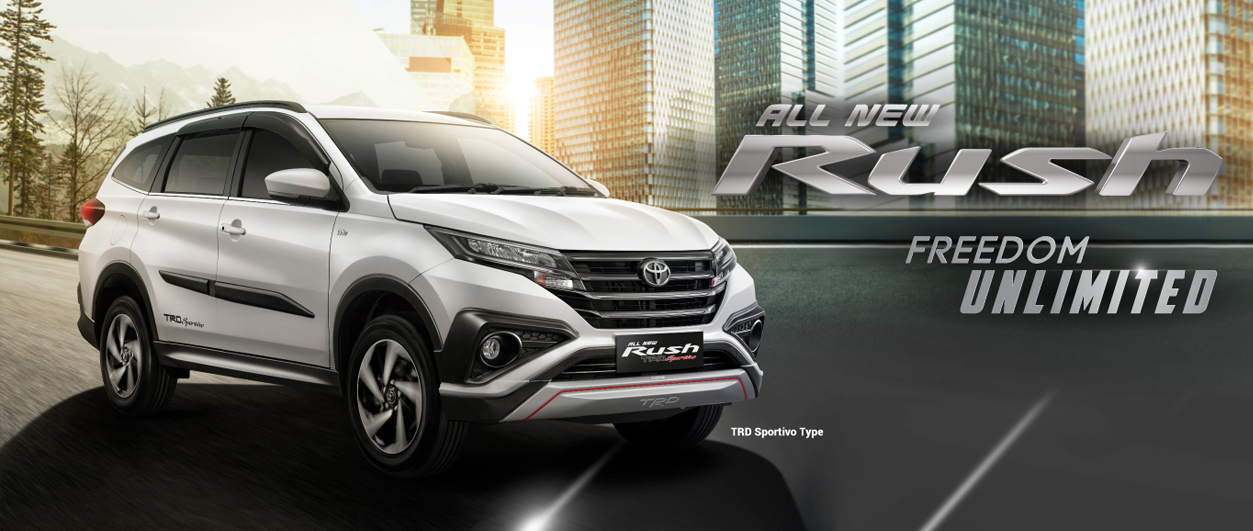 Harga Terbaru Toyota Rush