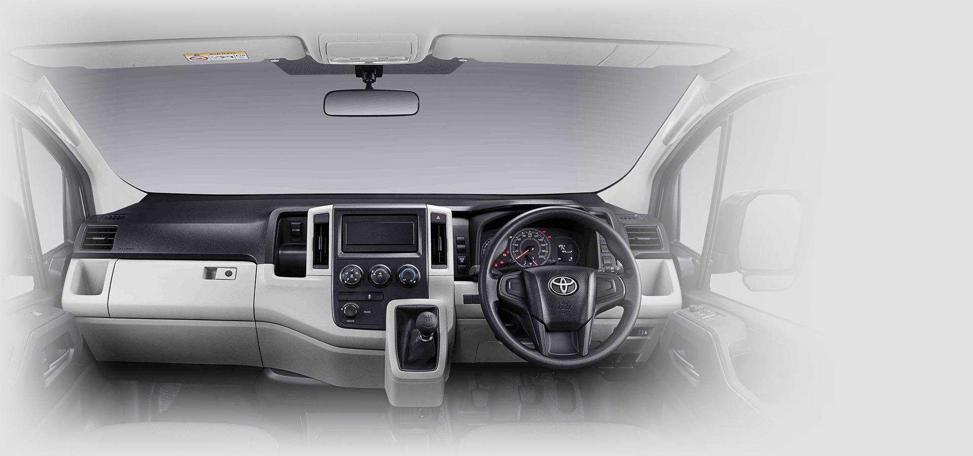 All New Toyota Hiace
