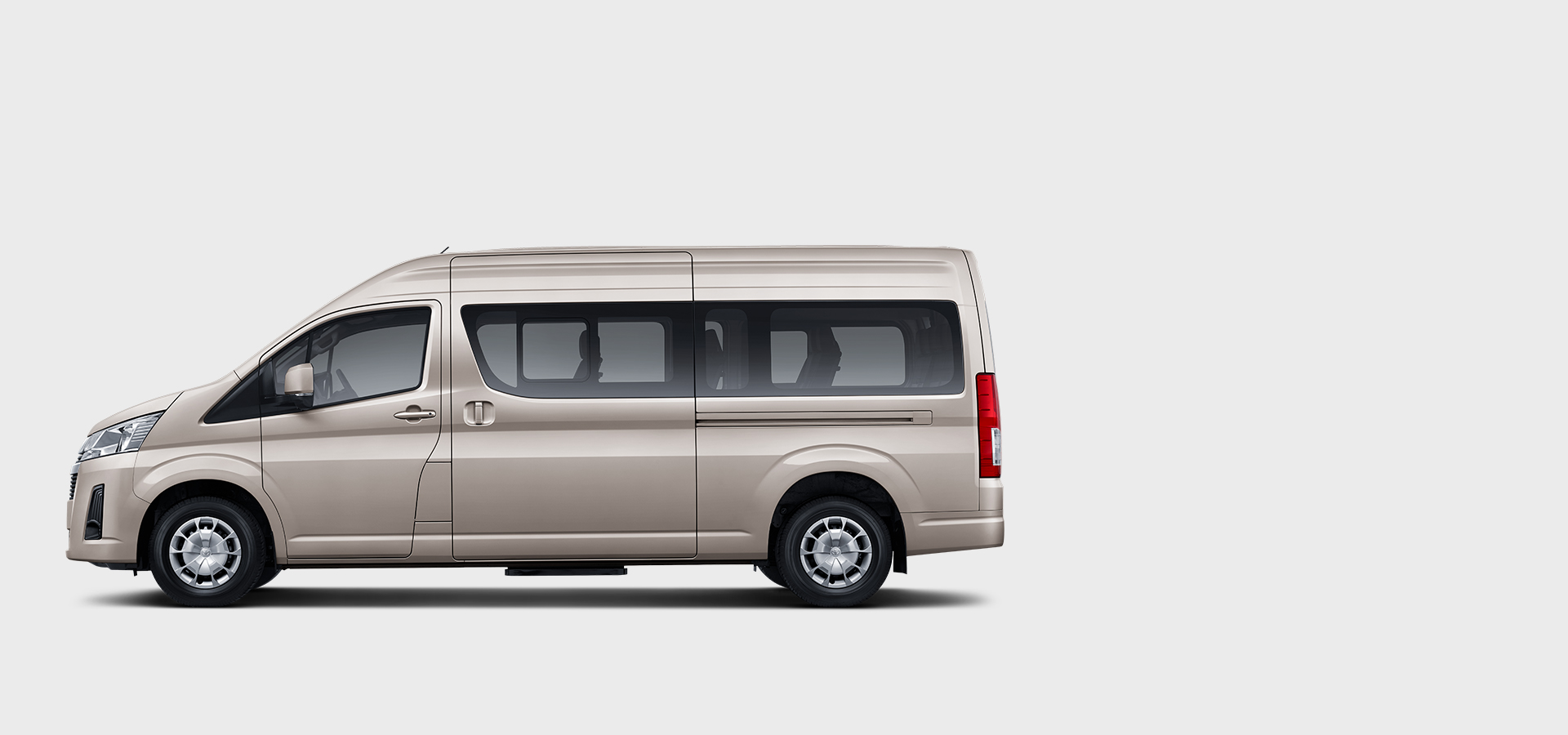 All New Toyota Hiace