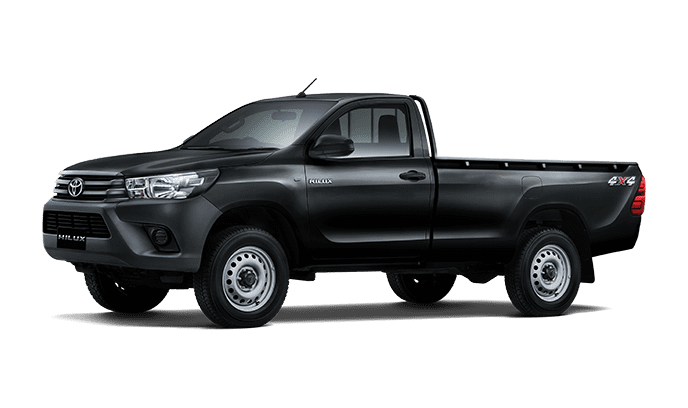 All New Hilux S-Cab