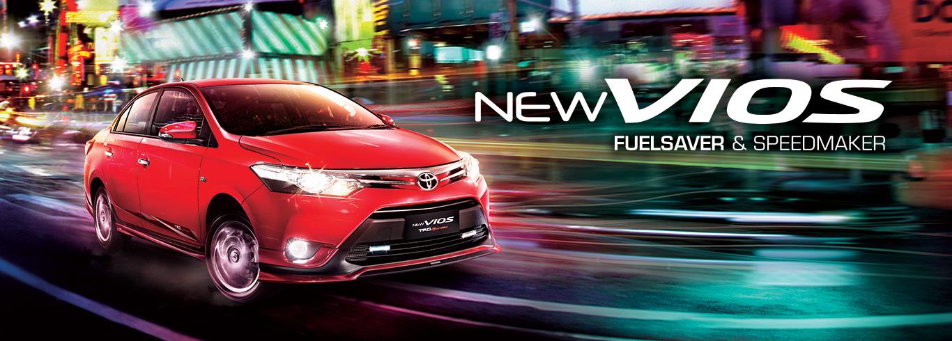 Harga Terbaru Toyota Vios