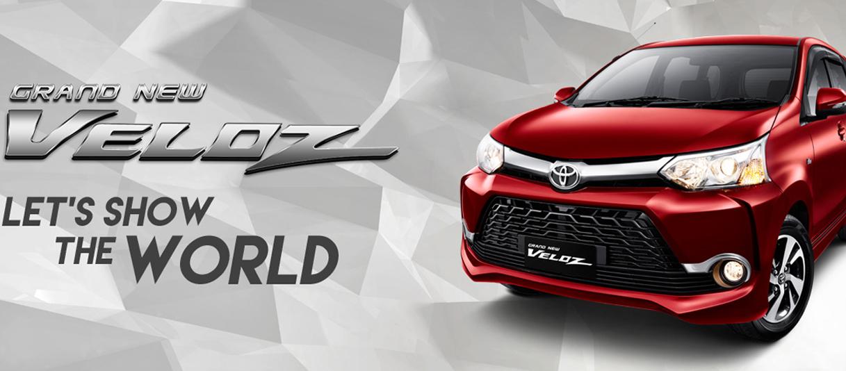 Harga Terbaru Toyota Veloz