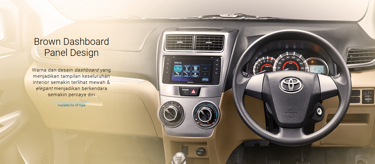 Harga Terbaru Toyota Avanza