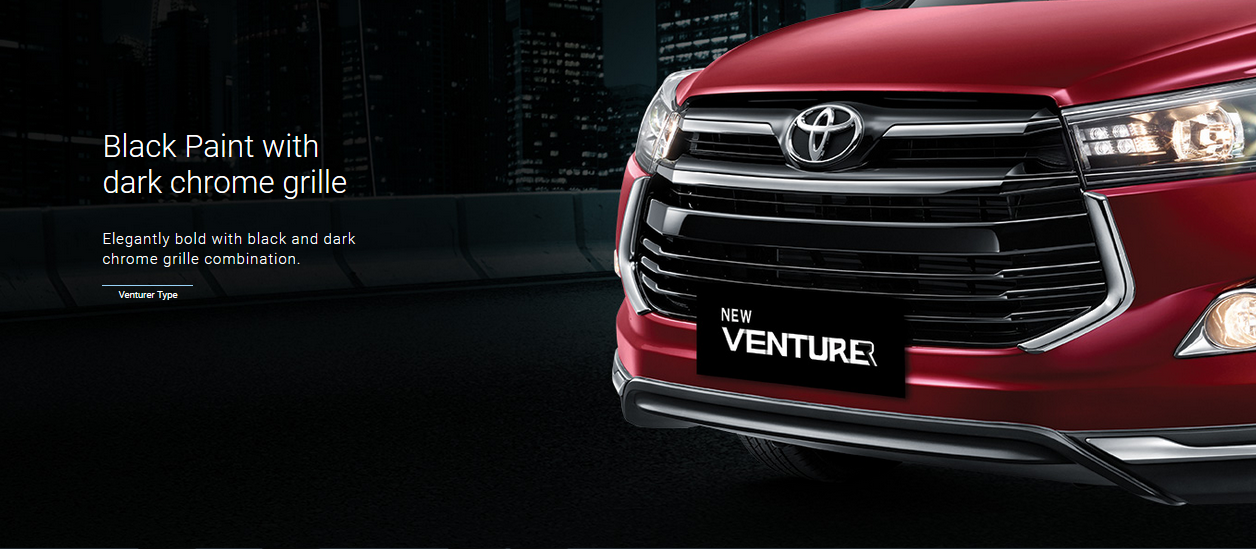 Harga Terbaru Toyota Venturer