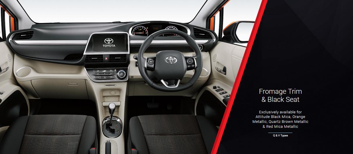Harga Terbaru Toyota Sienta
