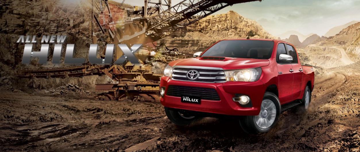 Harga Terbaru Toyota Hilux D Cab