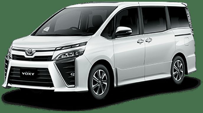 All New Toyota VOXY