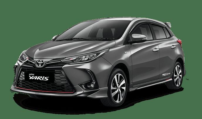 All New Toyota Yaris