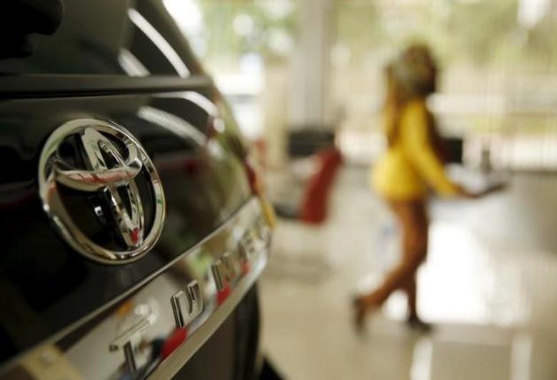 Toyota jadi Yang Terlaris. Toyota Jambi