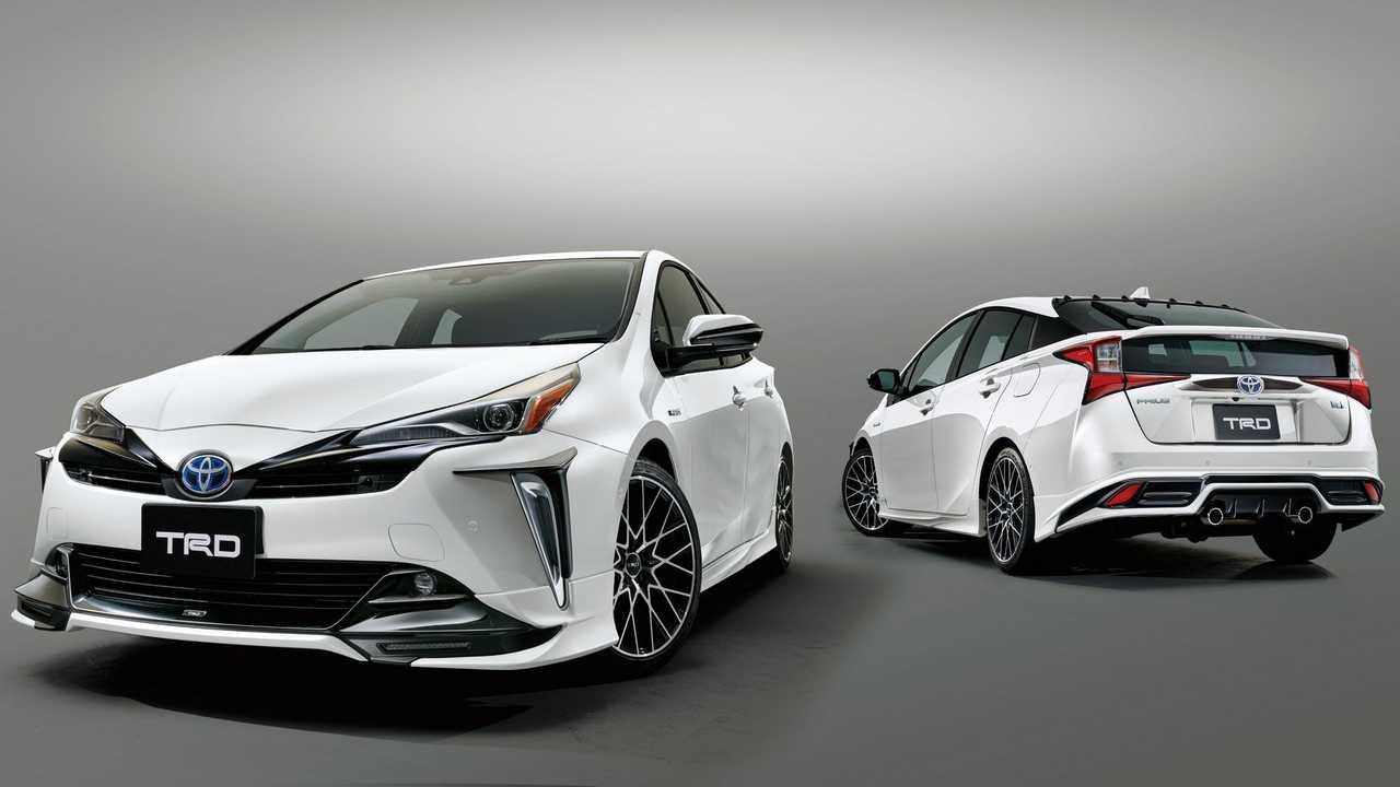 Toyota Prius TRD 2019