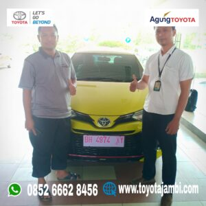 Dealer Toyota Jambi . Agung Toyota Jambi . Promo Toyota Jambi
