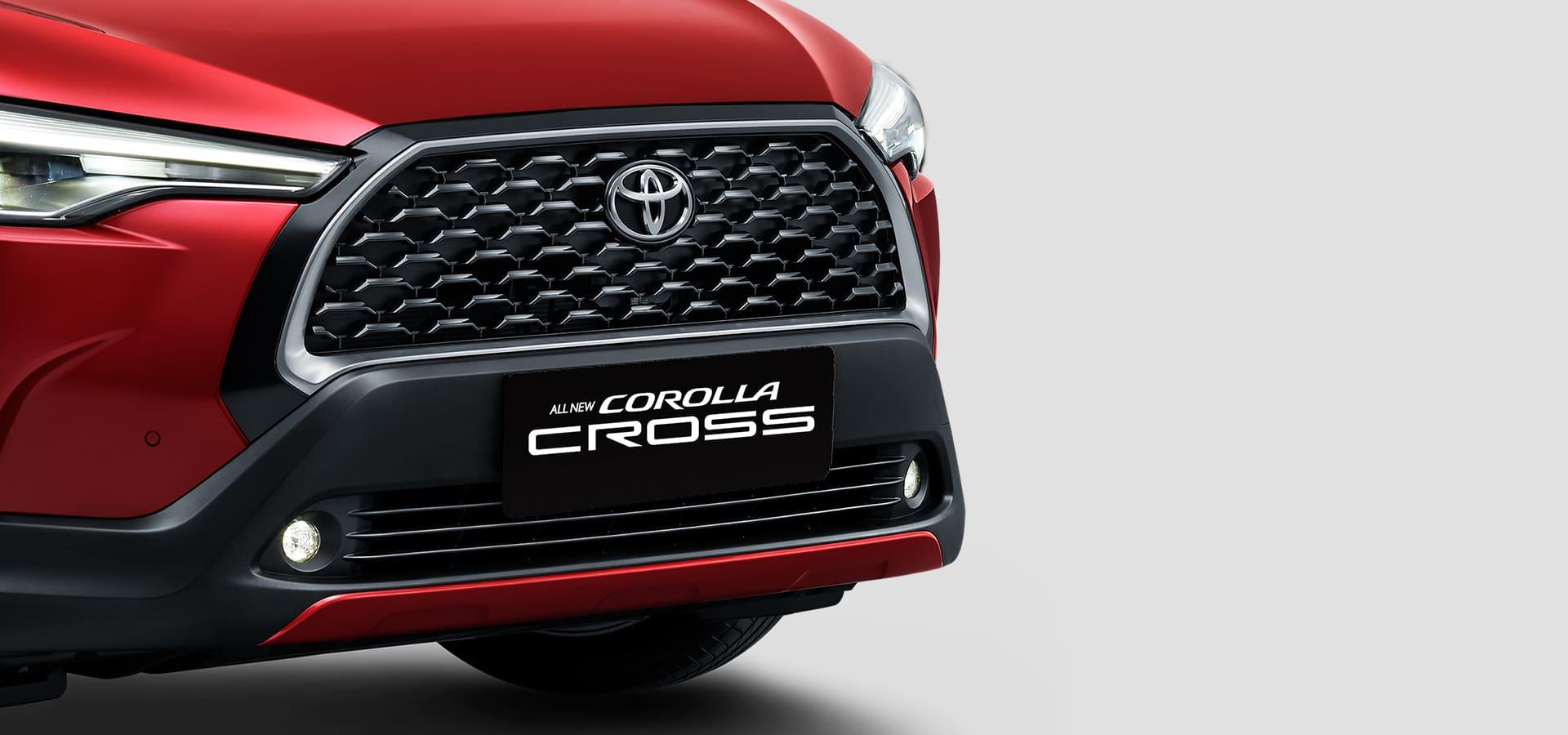 All New Toyota Corolla Cross